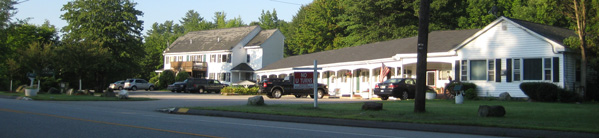 the Northeastern Motel